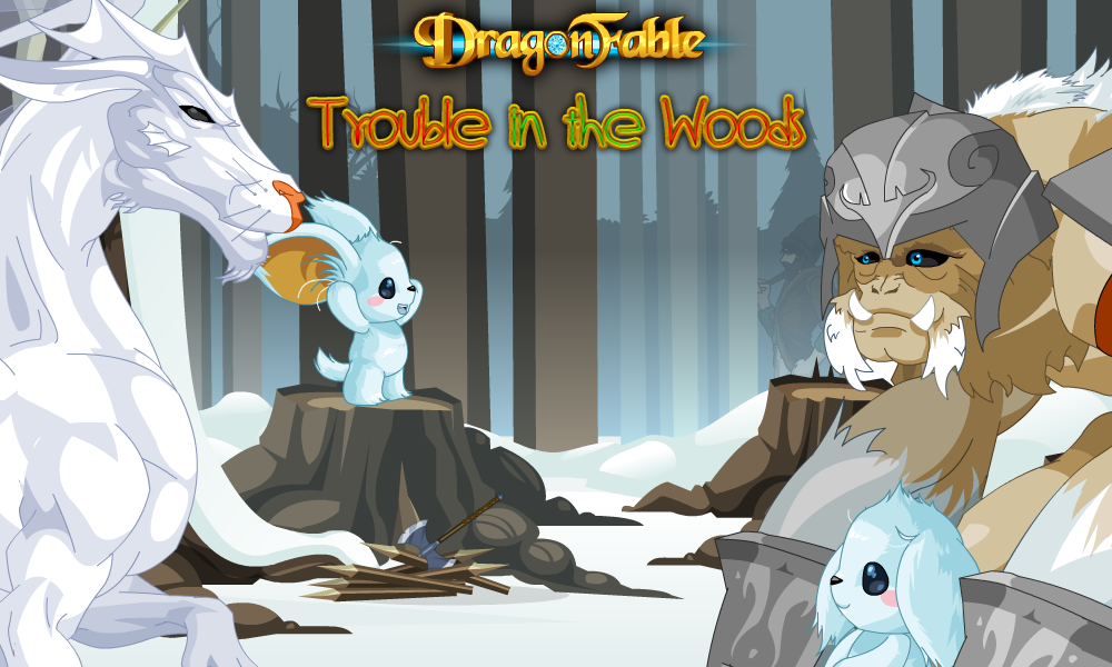 Trouble in the Woods