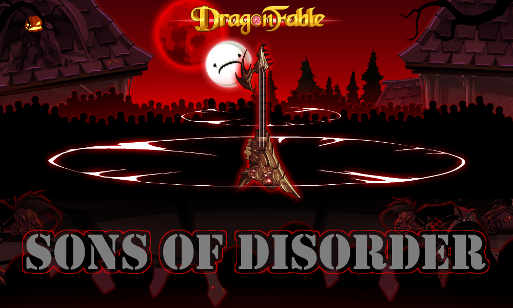 DragonFable - Design Notes: Mogloween