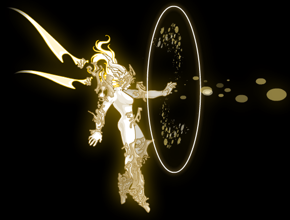 DragonFable Avatar of Time