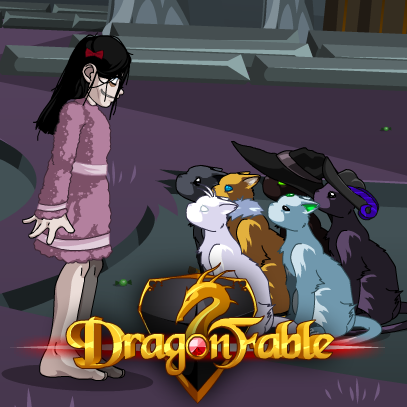 DragonFable Mogloween Candy Cures