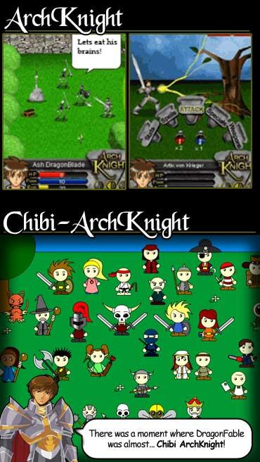 ChibiArchKnight