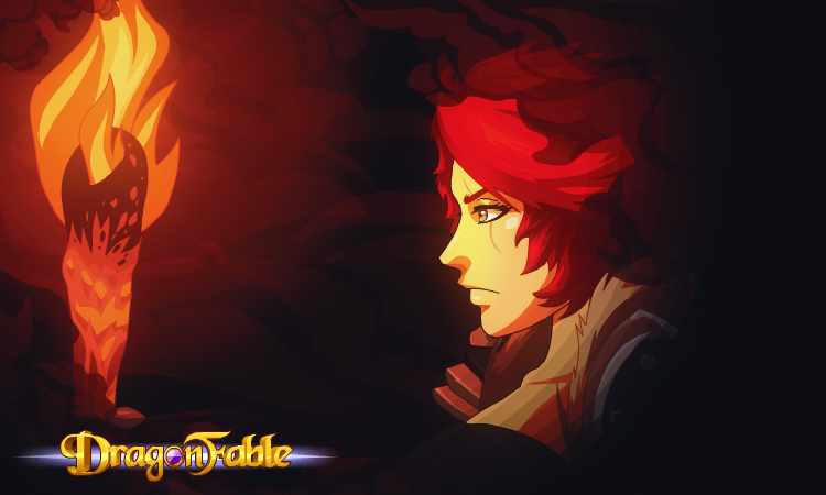 DragonFable Dark Night War Boss Given to Darkness