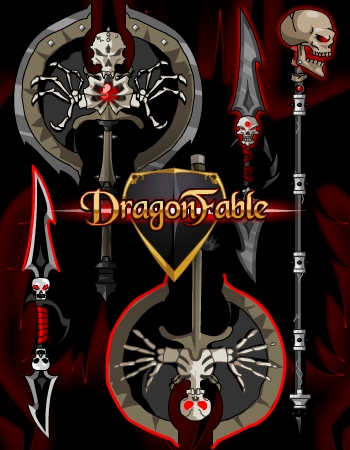 DragonFable Doom Weapons