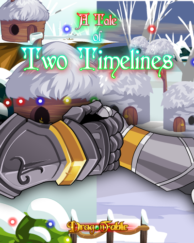 DragonFable AdventureQuest Worlds Frostval