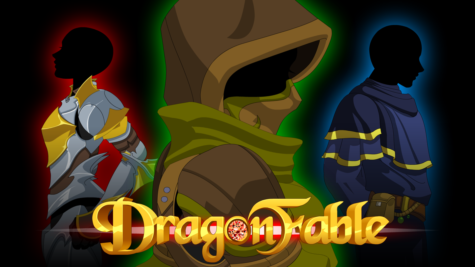 DragonFable Anniversary Armors