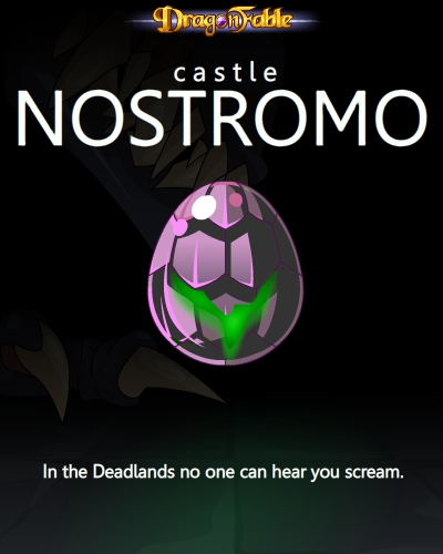 DragonFable Castle Nostromo