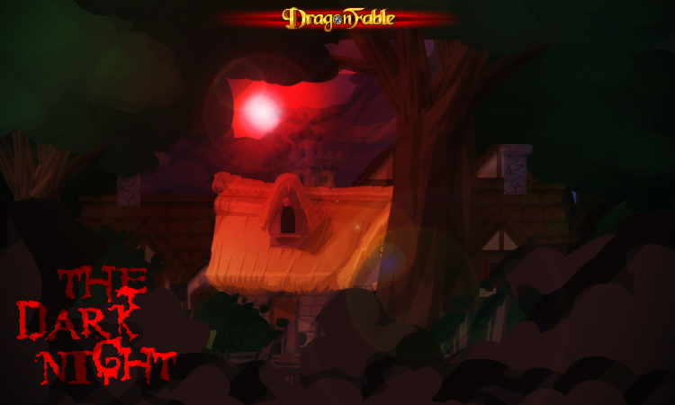 DragonFable The Dark Night Friday the 13th