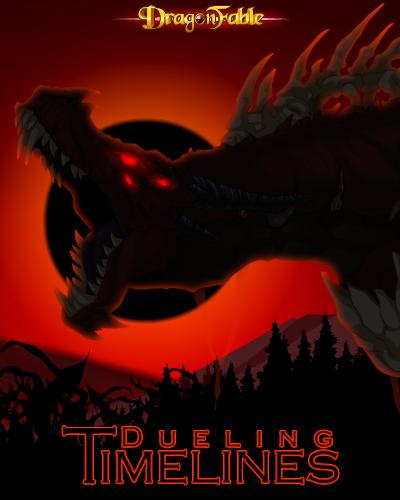 DragonFable Frostval Dueling Timelines