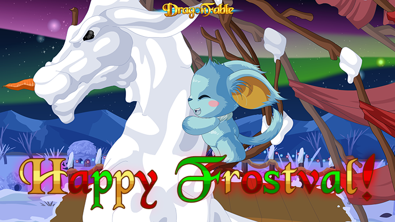 Happy Frostval