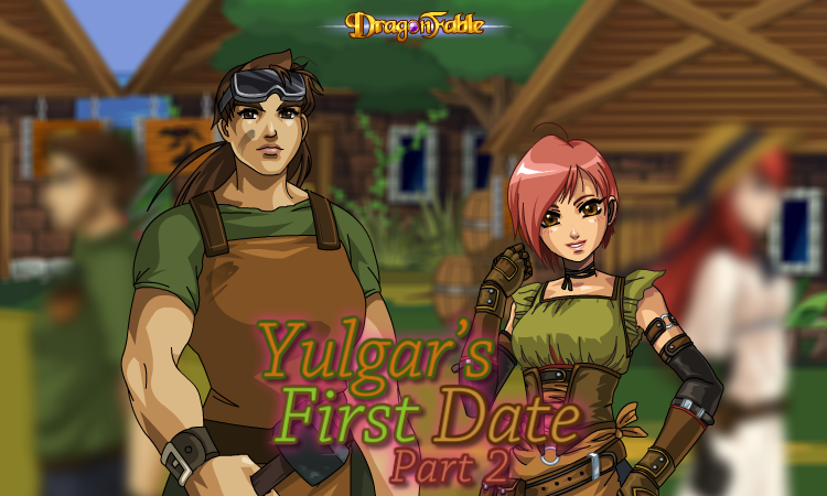 DragonFable First Date