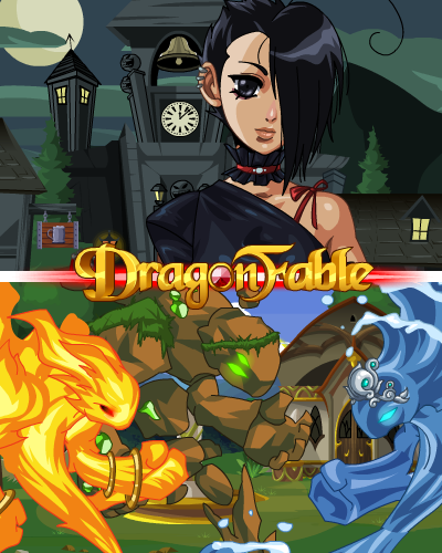 DragonFable Friday the 13th Thursday and New Primals