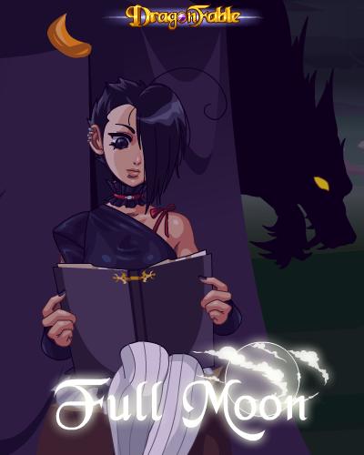 DragonFable Full Moon Thursday
