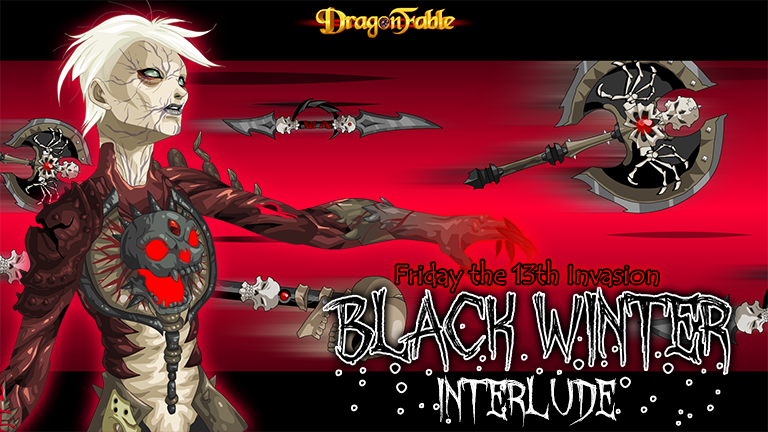 DragonFable - Design Notes: Friday The 13th