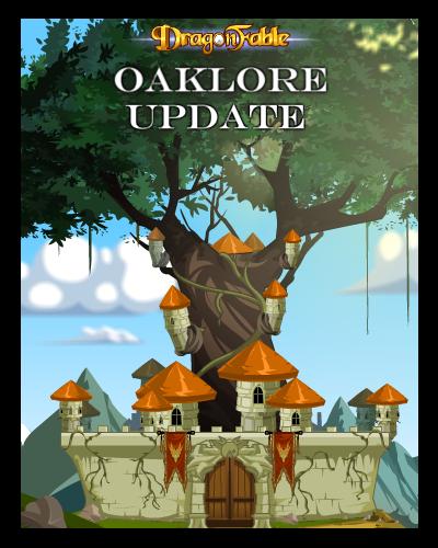 DragonFable Oaklore Updates