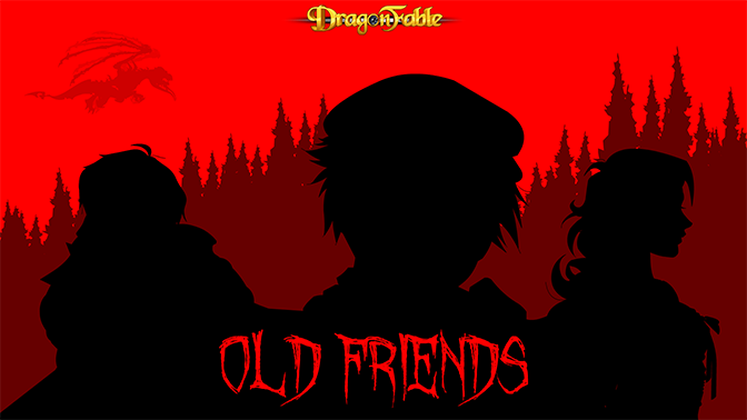 DragonFable Old Friends