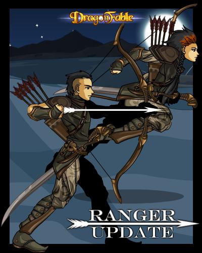 DragonFable Ranger