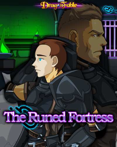 DragonFable Runed Fortress Sofist