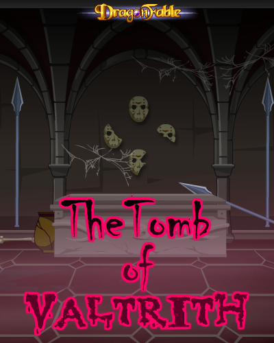 DragonFable Baron Valtrith Friday the 13th