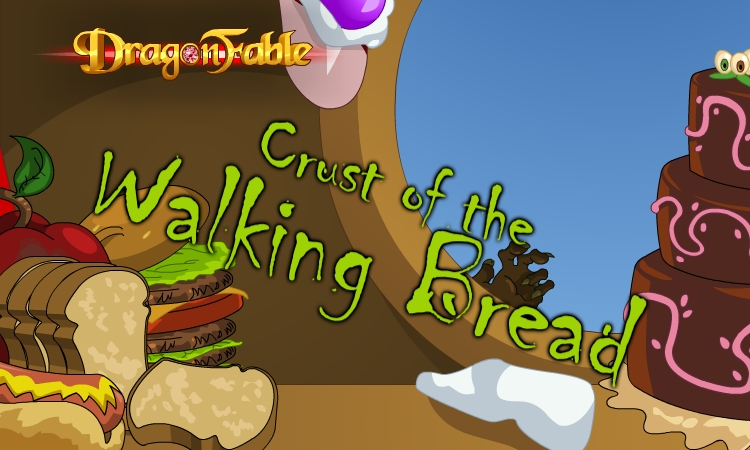 DragonFable Walking Bread