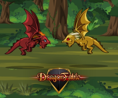 DragonFable Dragon Pets