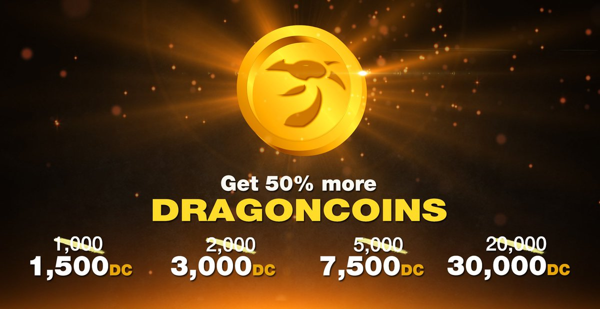 Dragon Coins!
