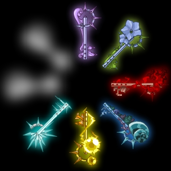 DragonFable - Design Notes: Wanted: One Icicle Key