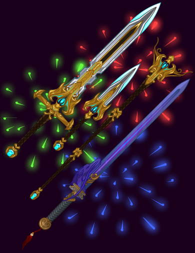 DragonFable New Year 2014