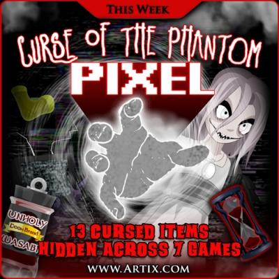 Phantom Pixel Anniversary Event