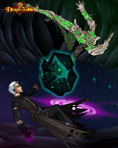 DragonFable Ravenloss Tomix