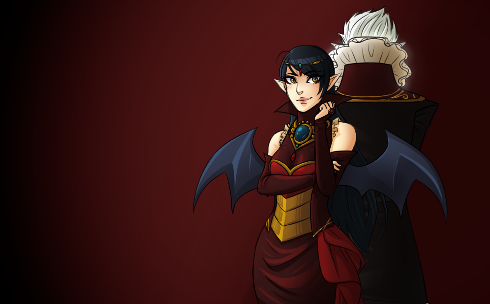 DragonFable Safiria ryunn