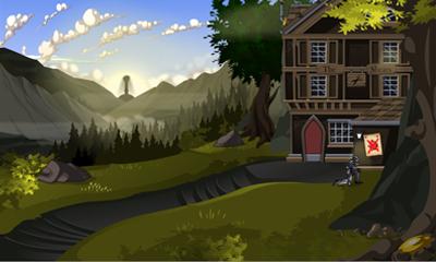 DragonFable Landscape