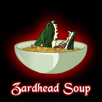 Zard Head Soup.